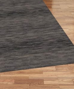 Turkish Cambridge Dark Grey Rug