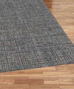 Turkish Terazza Rug Grey