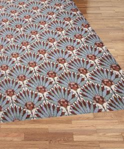Turkish Sevilla Flower Rug