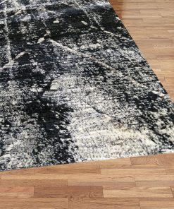Turkish Cambridge black rug